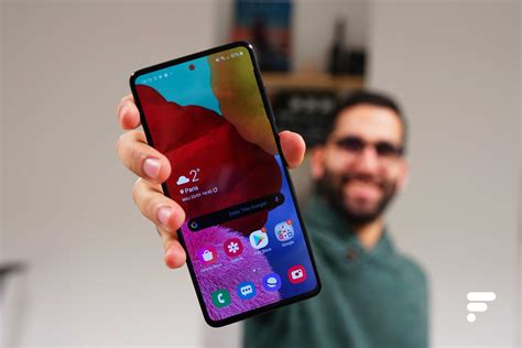 The company started with some of its popular galaxy devices, but the. Samsung Galaxy A51 : la mise à jour vers Android 11 (One ...