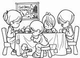 Christian Coloring Pages Printable sketch template