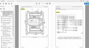 Case Ih Tractor 6 Cylinder 6 7l Nef Engine Service Manual