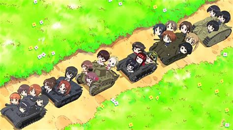 girls und panzer ed full enter enter mission
