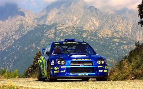Download Subaru Rally Wallpapers Gallery