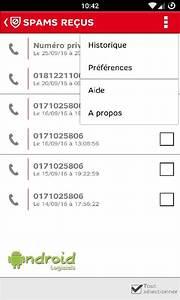Numero Appel Sfr : sfr anti spam android ~ Medecine-chirurgie-esthetiques.com Avis de Voitures