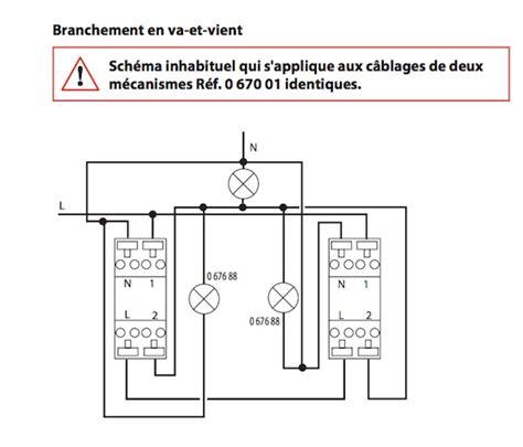 3 interrupteurs 1 le quelle est la diff 233 rence entre un bouton poussoir et un interrupteur va et vient