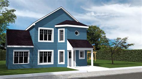 peinture bleu chambre maisons lg bois oregon