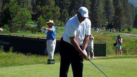 charles barkley swing charles barkley golf swing on 10th day 2