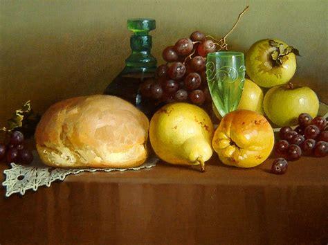 Cuadros Modernos Pinturas y Dibujos : Bodegones frutas