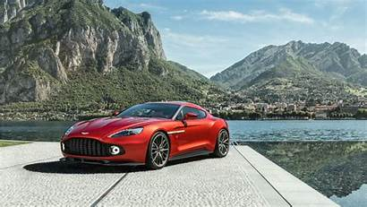 Aston Martin Vanquish Zagato Wallpapers 1366