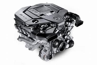 Amg M157 Mercedes Engine Benz Race 3l