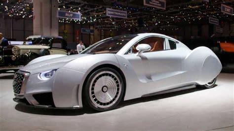 2019 Geneva Motor Show Supercar List