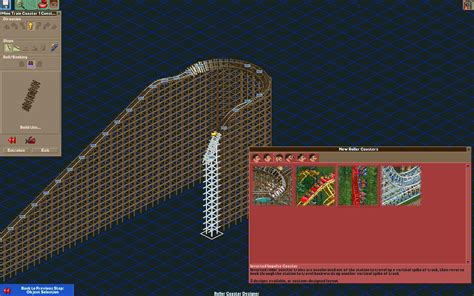 roller coaster designer roller coaster designer rollercoaster tycoon
