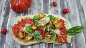 Salat Selber Anbauen : salat pizza selber machen von natuerlichlecker ~ Markanthonyermac.com Haus und Dekorationen
