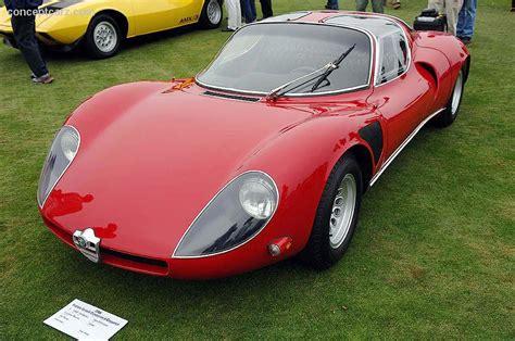 Alfa Romeo 33 Stradale For Sale by 1968 Alfa Romeo Tipo 33 Stradale Conceptcarz