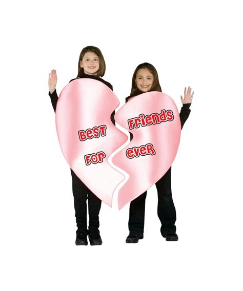 friends  heart costume kids halloween costumes