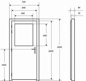Dimension Porte Standard Exterieur ~ DootDadoo com = Idées de conception sont intéressants à