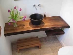 Waschtisch Holz Rustikal : g ste wc wohnideen g ste wc badezimmer und g ste wc ideen ~ Frokenaadalensverden.com Haus und Dekorationen