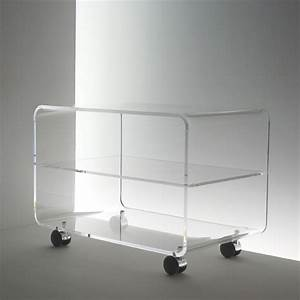 Beistelltisch 80 Cm Hoch : tv rack plexiglas bestseller shop f r m bel und einrichtungen ~ Frokenaadalensverden.com Haus und Dekorationen