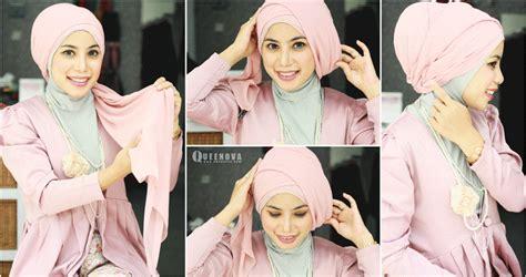 tips memilih hijab sesuai bentuk wajah agunkz screamo blog agung yuly diyantoro