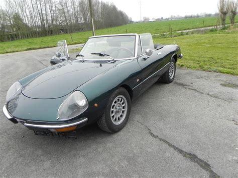 1980 Alfa Romeo Spider by Alfa Romeo Spider 2000 1980 Catawiki