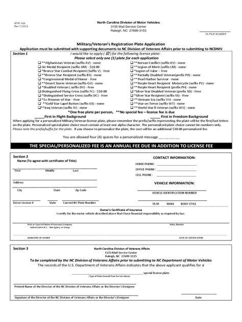 veterans registration form form military veterans registration form military