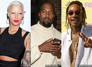 Amber Rose Upset for Being Called Kanye West's 'Infamous ...