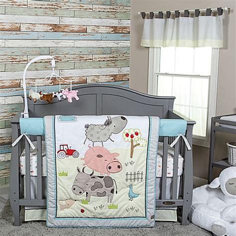 Trend Lab® Farm Stack Crib Bedding Collection Bed Bath