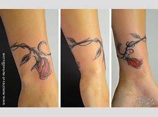 Tatouage Infini Plume Pied Tattoo Art