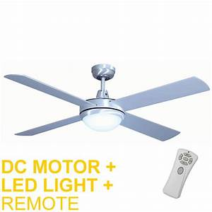 Mercator grange dc ceiling fan w light remote quot in