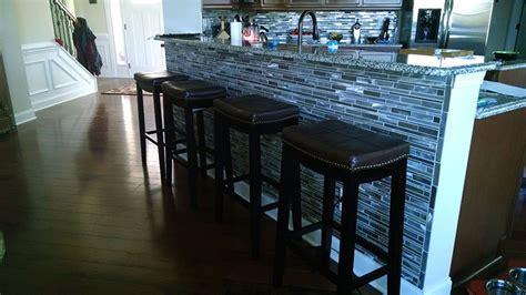 Charlotte, NC Kitchen Tile, Bar, Backsplash Renovation