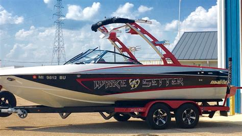 Malibu Boats For Sale In Mississippi by 2013 Malibu Wakesetter 21vlx For Sale In Tupelo Mississippi