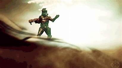 Halo Spartan Gifs Crack Master Cortana Chief