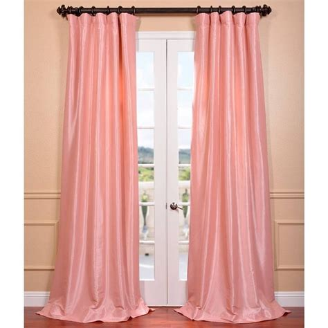 1000 ideas about faux silk curtains on silk