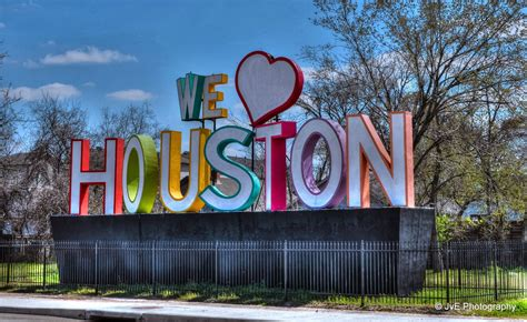 Houston Skyline Hd Wallpaper City Of Houston Wallpaper Hd Wallpapersafari