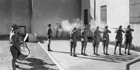 execution chambre a gaz mthodes excution arme feu injection tout