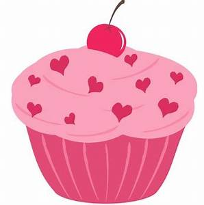 Pink Cupcake Pictures - Cliparts.co