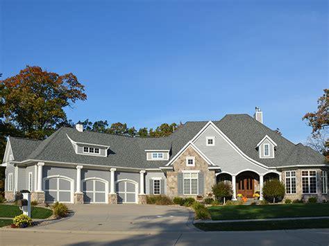 Haddington Luxury Ranch Home Plan 051d-0670