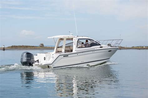 Cutwater Boats Performance by Cutwater Sport Coupe C 242 And C 302 Review Boats