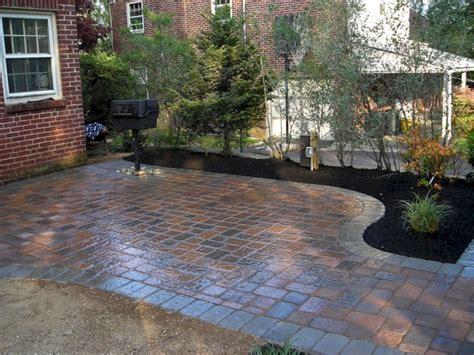 small backyard paver patio ideas freshouz