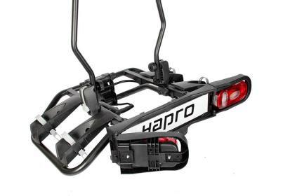 hapro fahrradtraeger hapro atlas   poliger fahrradtraeger