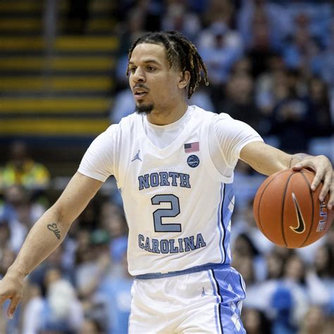 cole anthony   unc upset  unranked michigan