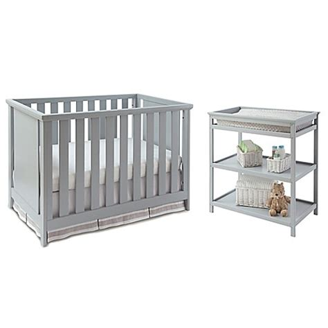 crib changing table set imagio baby by westwood design casey 3 in 1 convertible