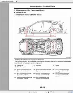 Subaru Legacy 2020 Body Repair Manual