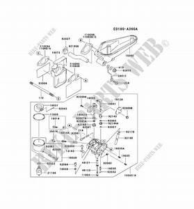 Carburetor Kawasaki Fc Motors Fc420v Fc Fc420v