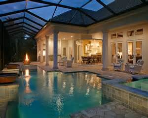 Stunning Mediterranean House Plans With Pools by 632 Riviera Drive Naples Fla Mediterranean Pool