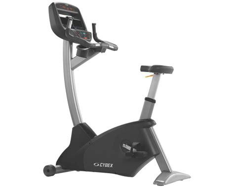 525c Upright Exercise Bike