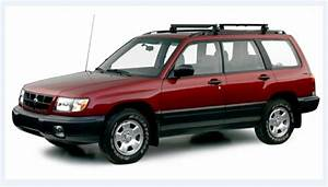 Subaru Forester 1999 2000 Repair Manual