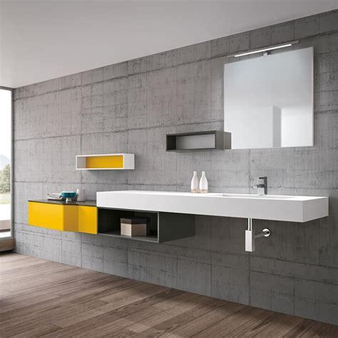Badezimmermöbel Mit Waschbecken by Badezimmerm 246 Bel Mit Waschbecken In Tecnoril Idfdesign