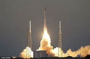 SpaceX launches Falcon 9 deep space weather observatory ...