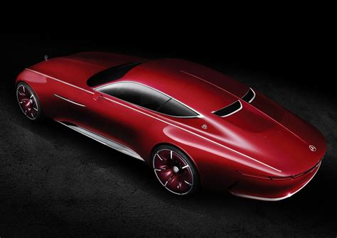 Vision Mercedes-maybach 6 Is A Stylish 750 Hp Electric