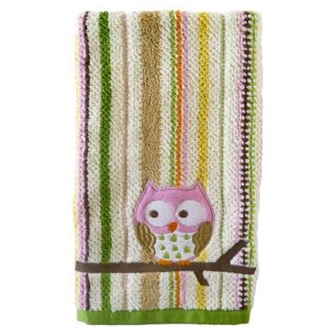 Circo Owl Bathroom Accessories by Circo 174 Owl Towel For The Home