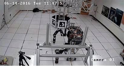 Robot Nasa Battery Ion Explodes Lithium Into